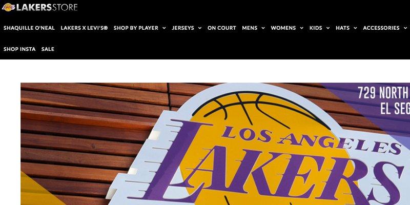 27 LA Lakers
