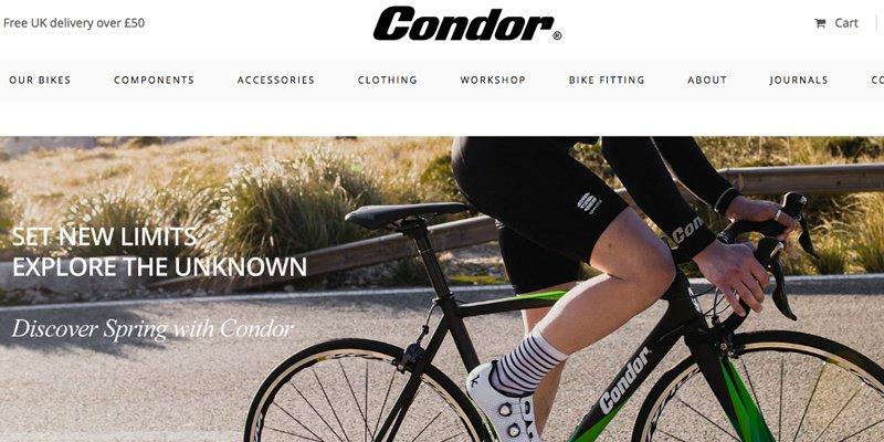 28 Condor Cycles