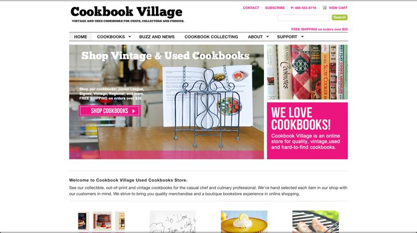 Cookbook Village Vintage and Used Cookbooks Online Store 2016 10 07 23 09 51 1