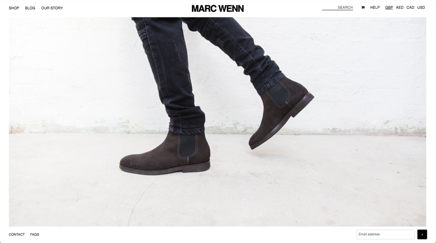 MARC WENN Luxury Quality Biker Denims and Chelsea Boots 2016 10 07 23 10 35 1