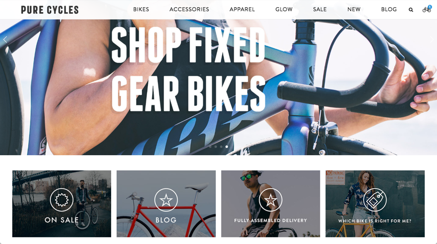Pure Cycles City Bikes Fixed Gear Single Speed and Geared bikes for only 299 2016 10 07 23 10 24 1