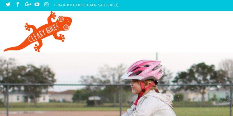 X Cleary Bikes