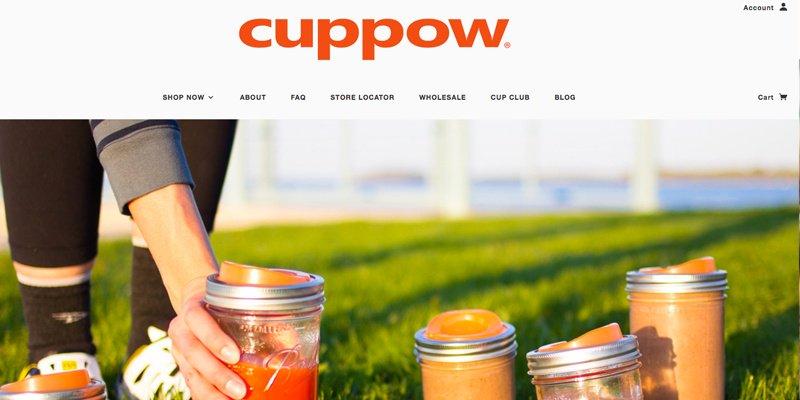 X Cuppow