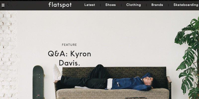 X Flatspot