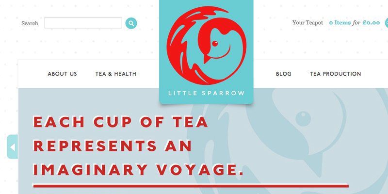 X Little Sparrow Tea