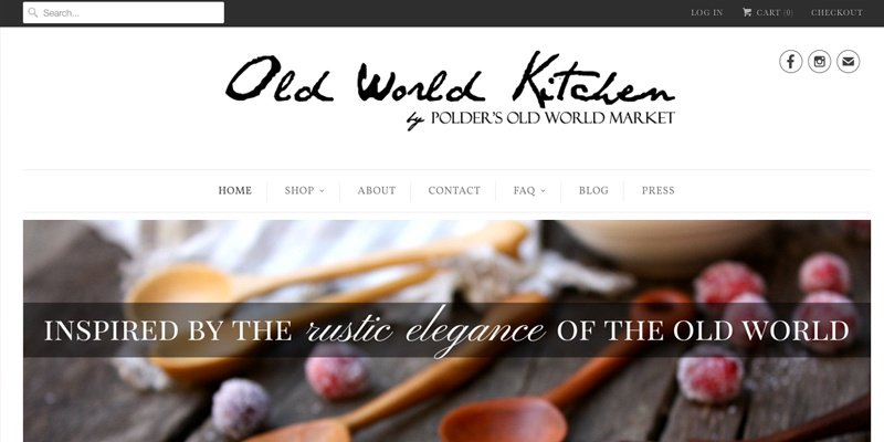 X Old World Kitchen