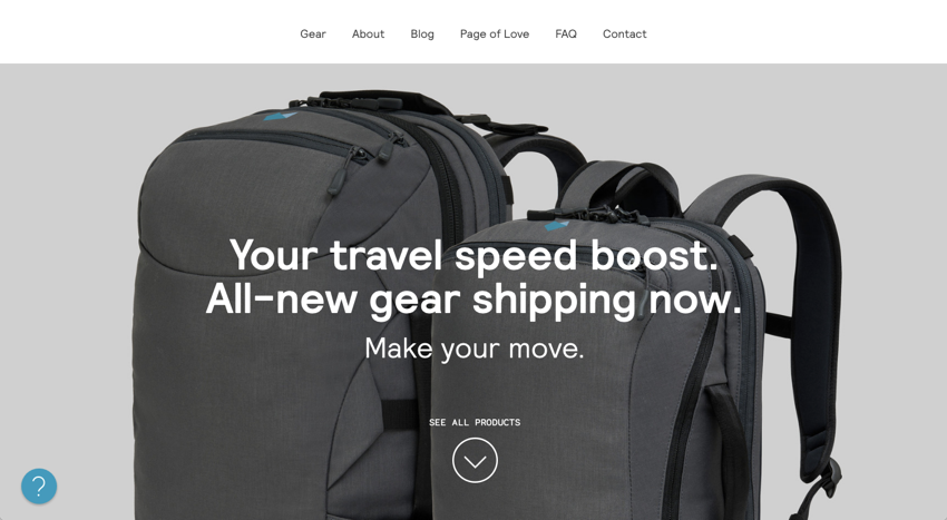 minaal shopify store 1