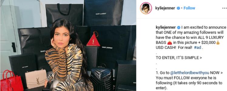 kylie-jenner-kardashian-loop-giveaway